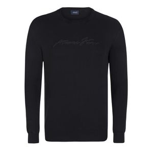 PULL ARMANI JEANS Pull - Homme - Noir