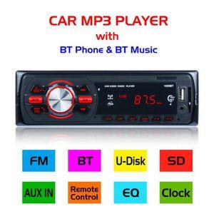 AUTORADIO Lecteur Multimédia de Voiture Stéréo FM Radio 1025