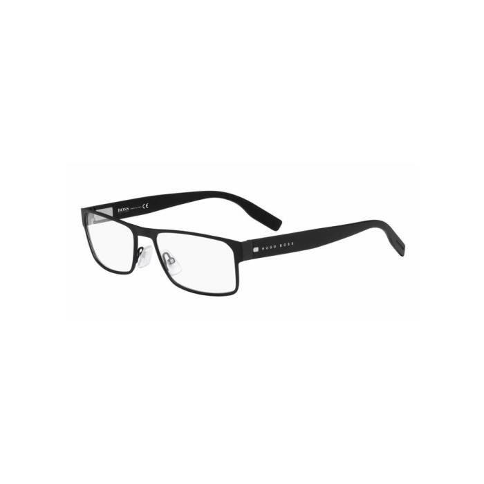 Lunette de vue BOSS 0601 94X Noir - Achat   Vente lunettes de vue ... bb0dafd30561