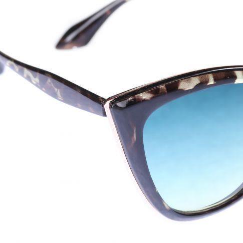 Lunettes de soleil yeux de chat bleu - Achat   Vente lunettes de ... b5f210108d20