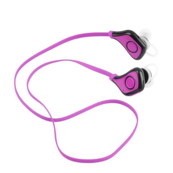 Casques Écouteur De Bluetooth V4.1 Écoute Sport Pour Téléphone Mobile S5