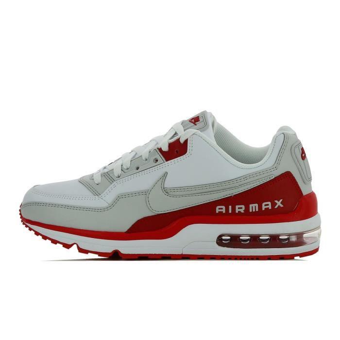 3 Vente 106 Achat Ltd Nike Basket Air Max Ref687977 Blanc TlK1JFc