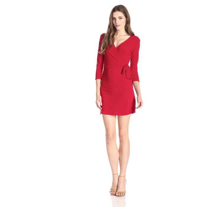 Craze amour j2 made in usa robe évasé à manches courtes (xs-5x) ZRYDM
