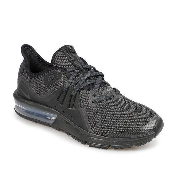 Achat Baskets NIKE Air Max Sequent 3 NoirAnthracite Homme