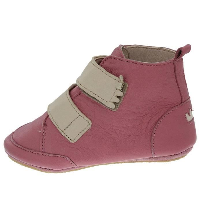Chaussons Easy peasy Spoon rose