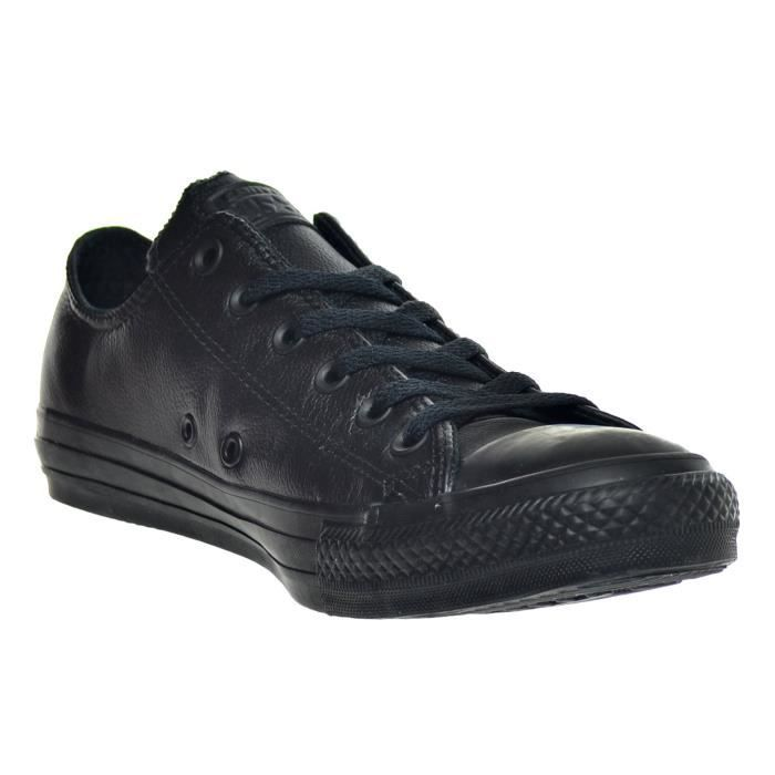 Converse Chuck Taylor All Star Ox Chaussures Noir Mono 135253c EOWF2 Taille-37 1-2