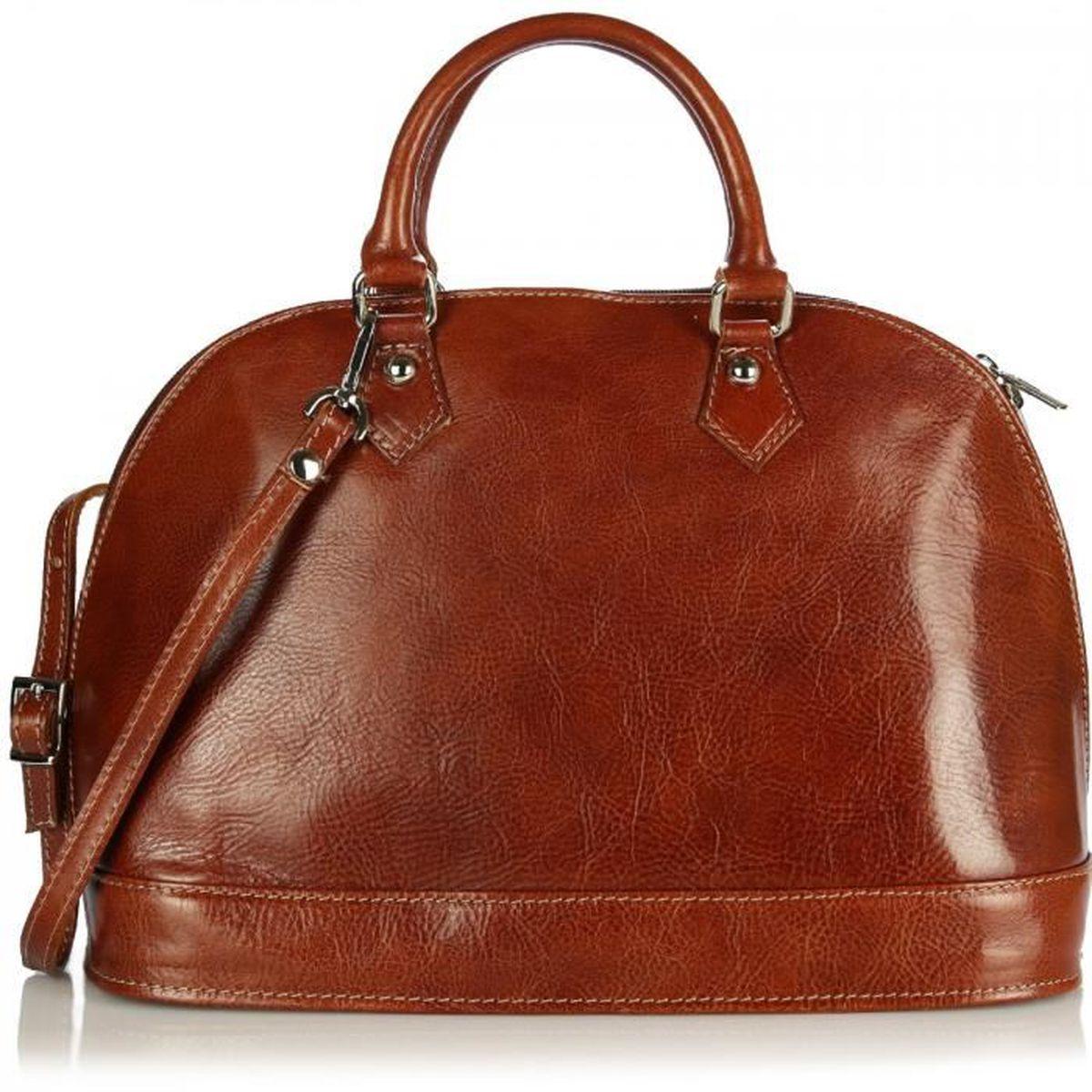 sac a main 100 cuir femme