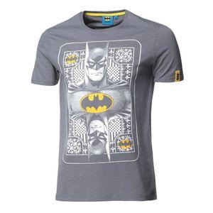 T-SHIRT BATMAN T-shirt Homme 1004773 - 100% coton