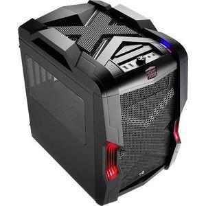 BOITIER PC  Aerocool boîtier Strike X Cube Noir Fenetre