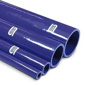 DURITE ADMISSION - AIR Tuyau Silicone Longueur 1 metre - D80mm - Bleu