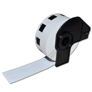 ETIQUETEUSE - TITREUSE 2 x Etiquettes Compatibles Brother DK-11219 | 12mm