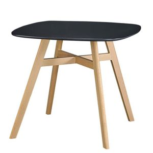 TABLE À MANGER SEULE Table à manger carrée design scandinave 2 -4 perso