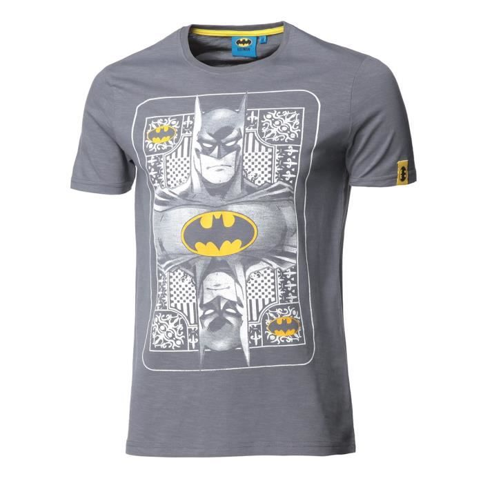 BATMAN T-shirt Homme 1004773 - 100% coton