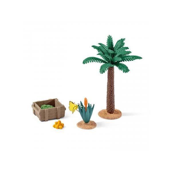 SCHLEICH Kit De Plantes Et Nourriture