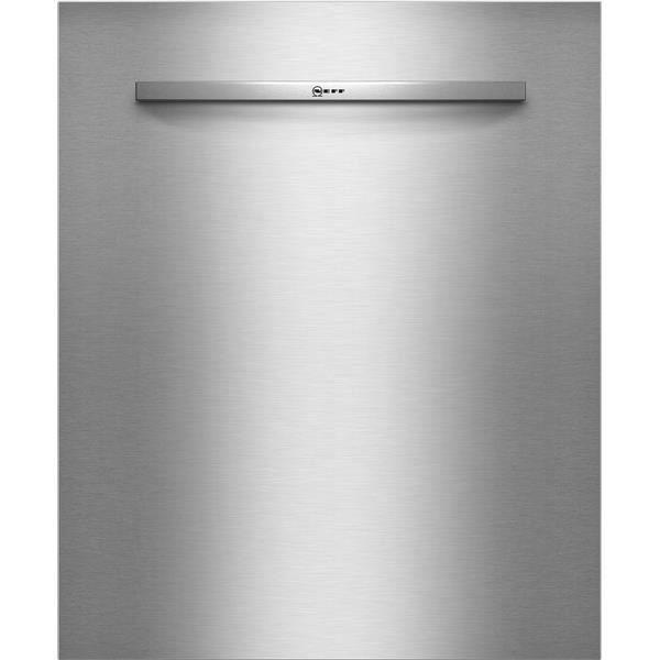 Lave vaisselle porte inox achat vente lave vaisselle for Accessoire vaisselle