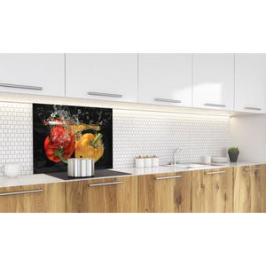 Credence cuisine 90x70 achat vente credence cuisine for Protege mur inox