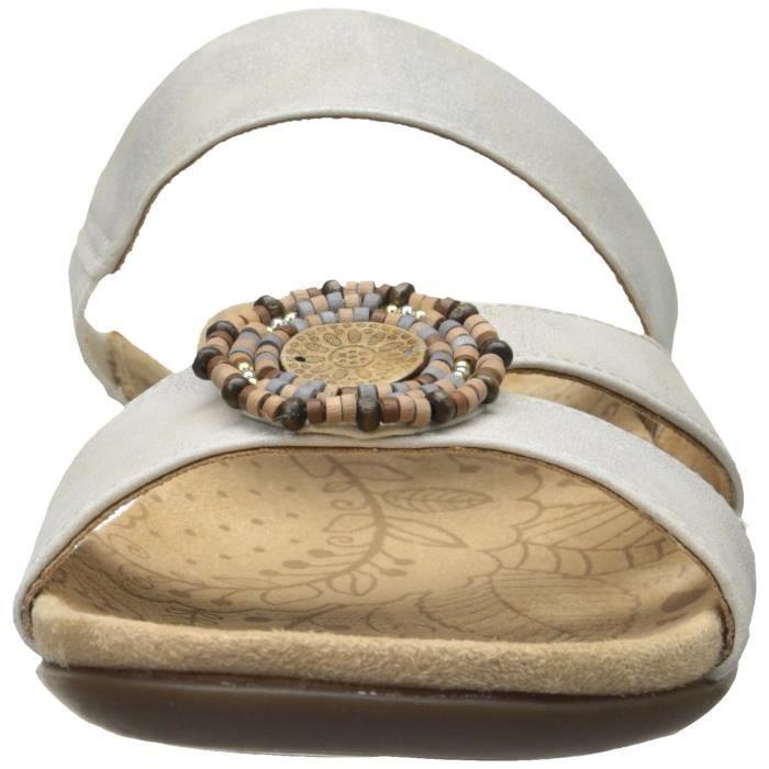 Qv96g Diapo Taille Sandal Femmes 37 Samoset gHn7RR