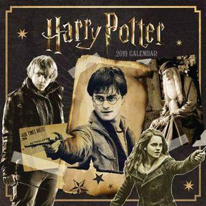 CASQUETTE Harry Potter Calendrier 2019 nouveau officiel Wall