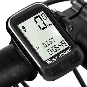 COMPTEUR POUR CYCLE ICOCOPRO Compteur de vélo 5langues disponibles sa