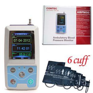 OXYMETRE CE FDA ABPM50 24 heures Test moniteur ambulatoire