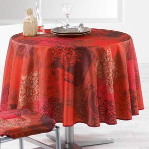 RIDEAU Rideau (135 x H245 cm) Fornet Rouge