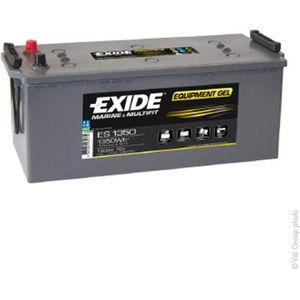 BATTERIE VÉHICULE Batterie plomb etanche gel ES1350 12V 120Ah 760A