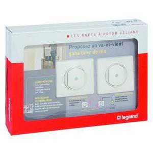 Va et vient sans fil achat vente va et vient sans fil for Interrupteur exterieur legrand