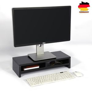 FIXATION ÉCRAN  Support de Moniteur Écran PC LCD 2 couches Support