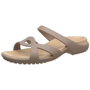 Crocs Lina Suede Slip-Loafer ACPHD Taille-35 1-2 KFRM1J9zyd