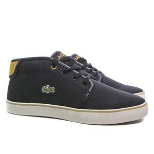 26b758c38f45e Chaussures sport homme Lacoste - Achat / Vente pas cher - Soldes d ...