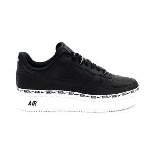 online store 72ad9 3a740 BASKET NIKE SNEAKERS W AIR FORCE 1  07 SE PRM NERO BIANCO
