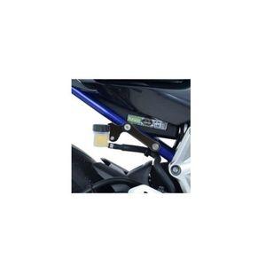 PÉDALIER VÉLO Cache Orifice Repose Pieds R&G Yamaha Mt-07 RP MT-