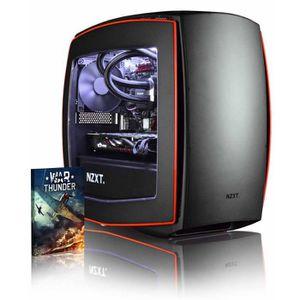 UNITÉ CENTRALE  VIBOX Atom GL560-77 PC Gamer Ordinateur avec Jeu B