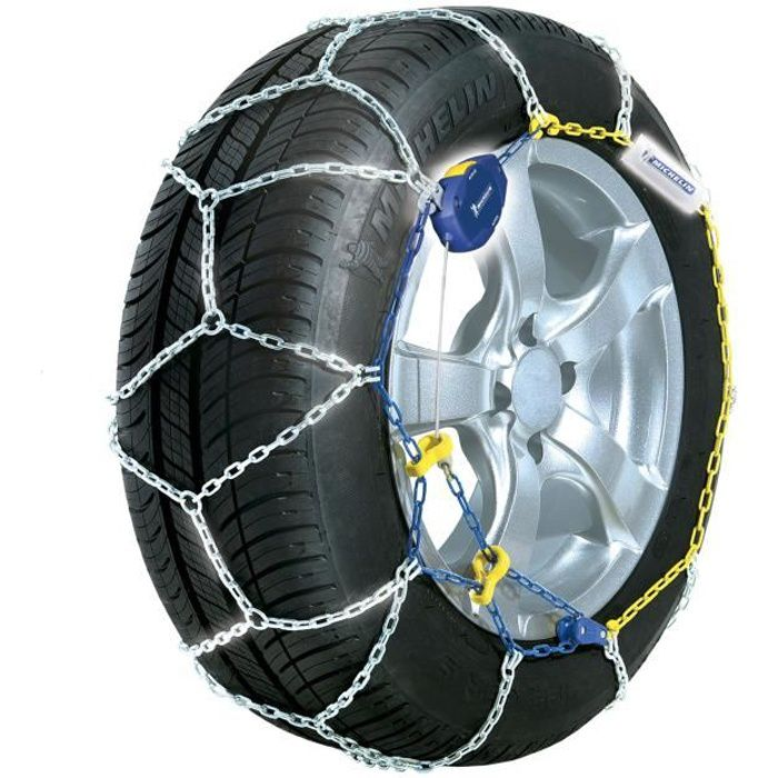 MICHELIN Chaines à neige Extrem Grip® Automatic G74