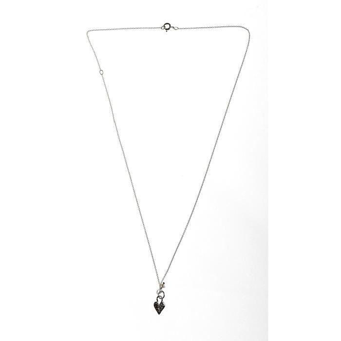Collier Femme - Nks-k30531 - Argent 925-1000 1.7 Gr - Perle - Perle Deau Douce Z8P0R