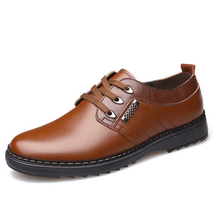 Derby cuir hommes en IZTPSERG chaussures chaussures XdzSwqEwx