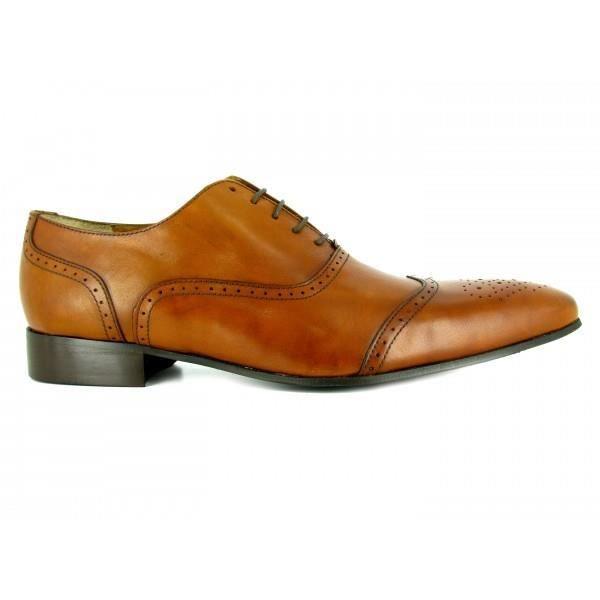 J.BRADFORD Chaussures Richelieu JB-DANIEL Camel - Couleur - Marron