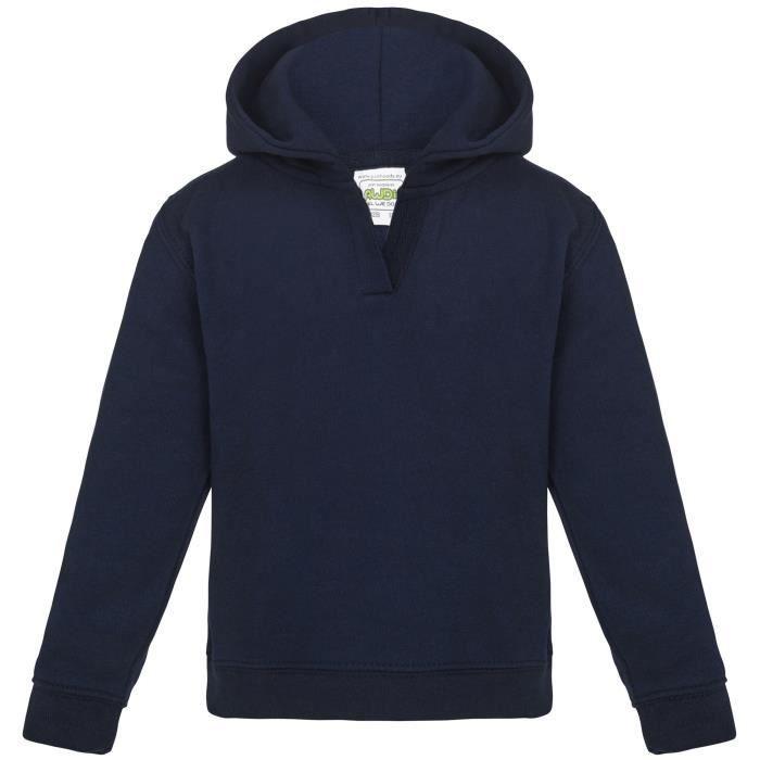 AWDis Just Hoods - Sweatshirt à capuche - Bébé unisexe