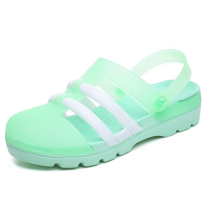 Sandale Femme Chaussure d'Eau Chaussure d'ete OHbY0JI