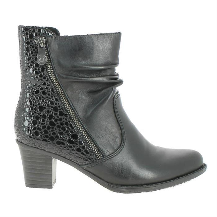 bottines / low boots z7659 femme rieker z7659