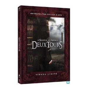 DVD FILM DVD Le seigneur des anneaux - Les deux Tours