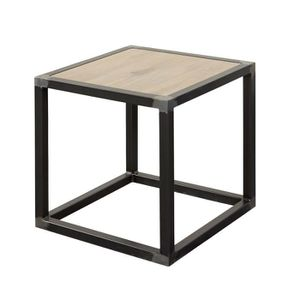 TABLE D'APPOINT Table d'appoint Diva Spinder Design 40 x 40 x 40 -