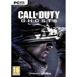JEU PC CALL OF DUTY : GHOSTS [IMPORT ALLEMAND] [JEU PC…
