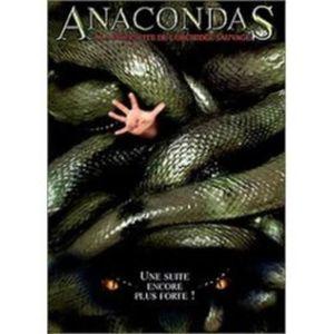 DVD FILM DVD ANACONDAS – A LA POURSUITE DE L'ORCHIDEE SAUVA