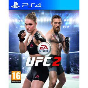 JEU PS4 Playstation 4 UFC 2