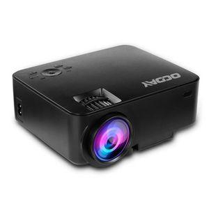 Vidéoprojecteur Home cinéma Vidéo Projecteur 1080P 1500LM numériqu