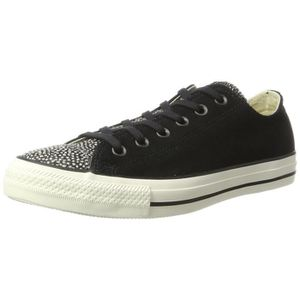 Converse Chuck Taylor Sneakers In Black 100% Leather Y5ING Taille-41 GFc15M