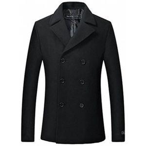 59553d728c noir manteau en taille it en isaia 54 cachemire sdxtCQhr