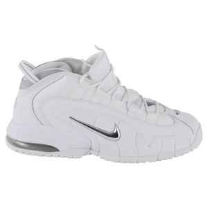 BASKET NIKE HOMME 685153100 BLANC CUIR BASKETS MONTANTES