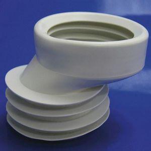 CUVETTE WC SEULE Sortie de cuvette WC flexible T-113 excentrée 9